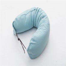 朴寐生活(樸眠).U型枕.水蓝 P00003062