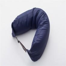 朴寐生活(樸眠).U型枕.深蓝 P00003064