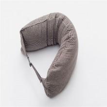 朴寐生活(樸眠).U型枕.咖啡纹 P00003065