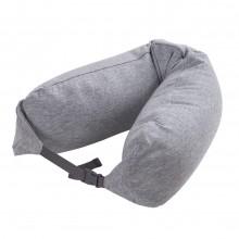 朴寐生活(樸眠).U型枕.灰色 P00003066